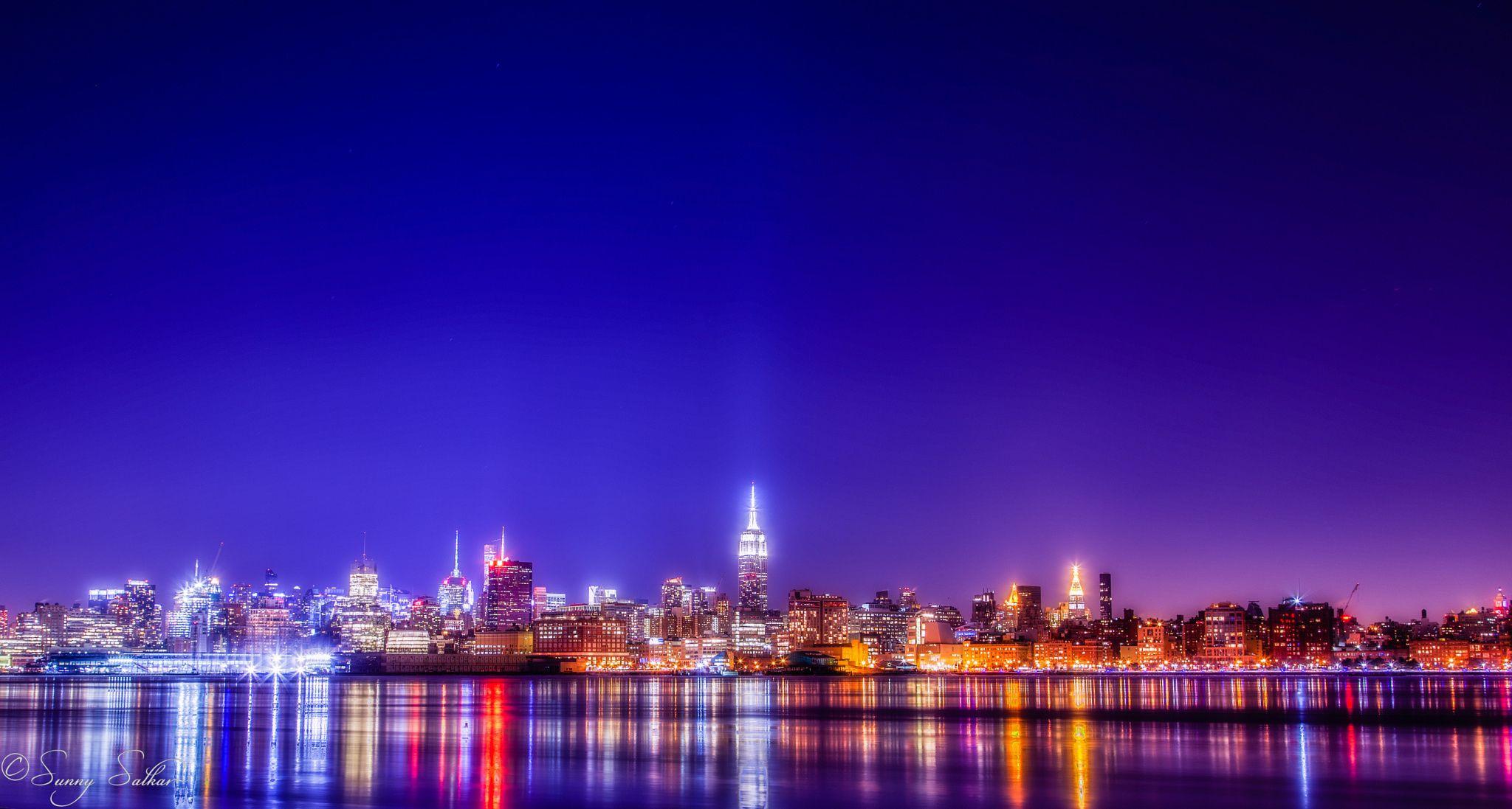 CITY OF BLINDING LIGHTS by Sunny Salkar on 500px