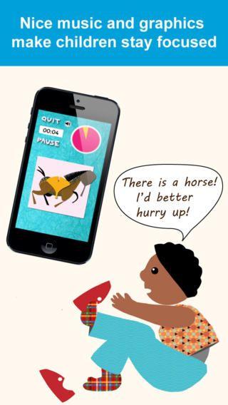 Kids countdown - visual timer - en app der kan hjælpe børn med at holde øje med tiden