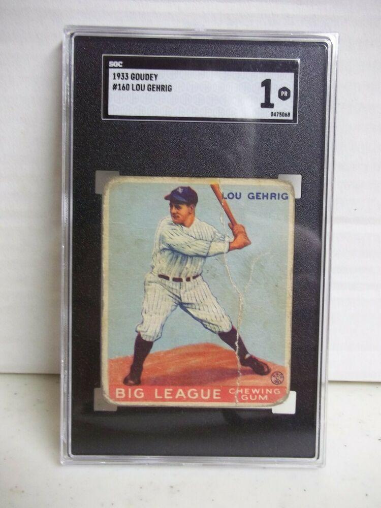 Park Art My WordPress Blog_Lou Gehrig Baseball Card Worth