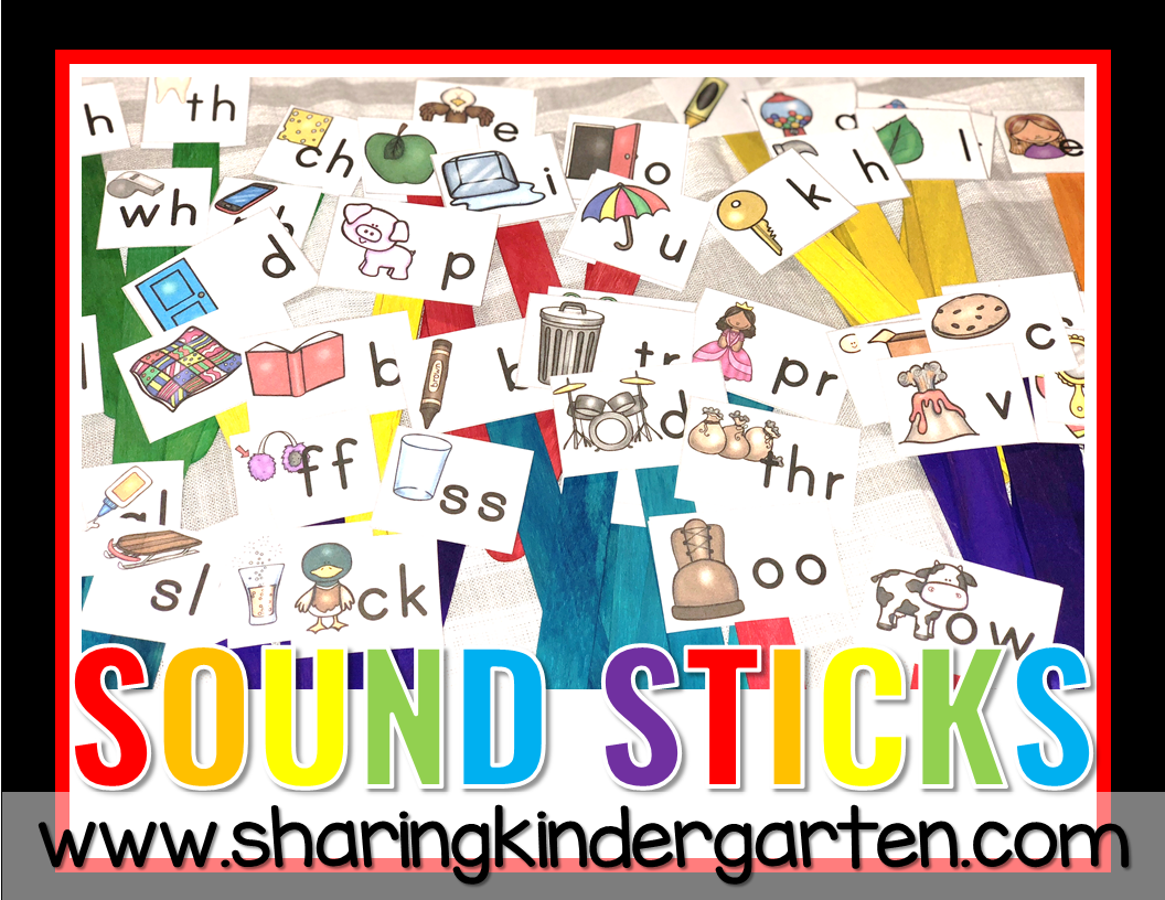 Phonics Fun With Sound Sticks