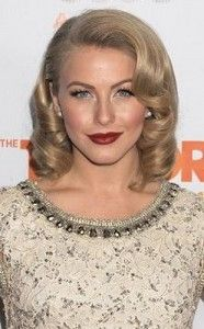 Julianne Hough Last Hair Models Hair Styles 1930s Hair Vintage Hairstyles Hair Styles