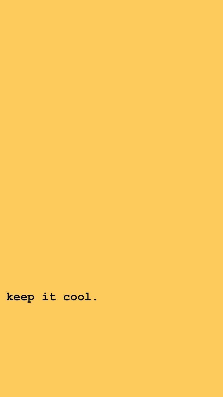 Aesthetically Pleasing Yellow Wallpaper #wallpaper #yellow #aesthetic #pastel #yellowaesthetic