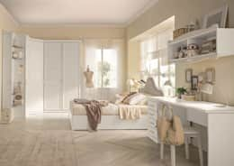 27 interni shabby-chic irresistibili da copiare | Bedrooms and Interiors