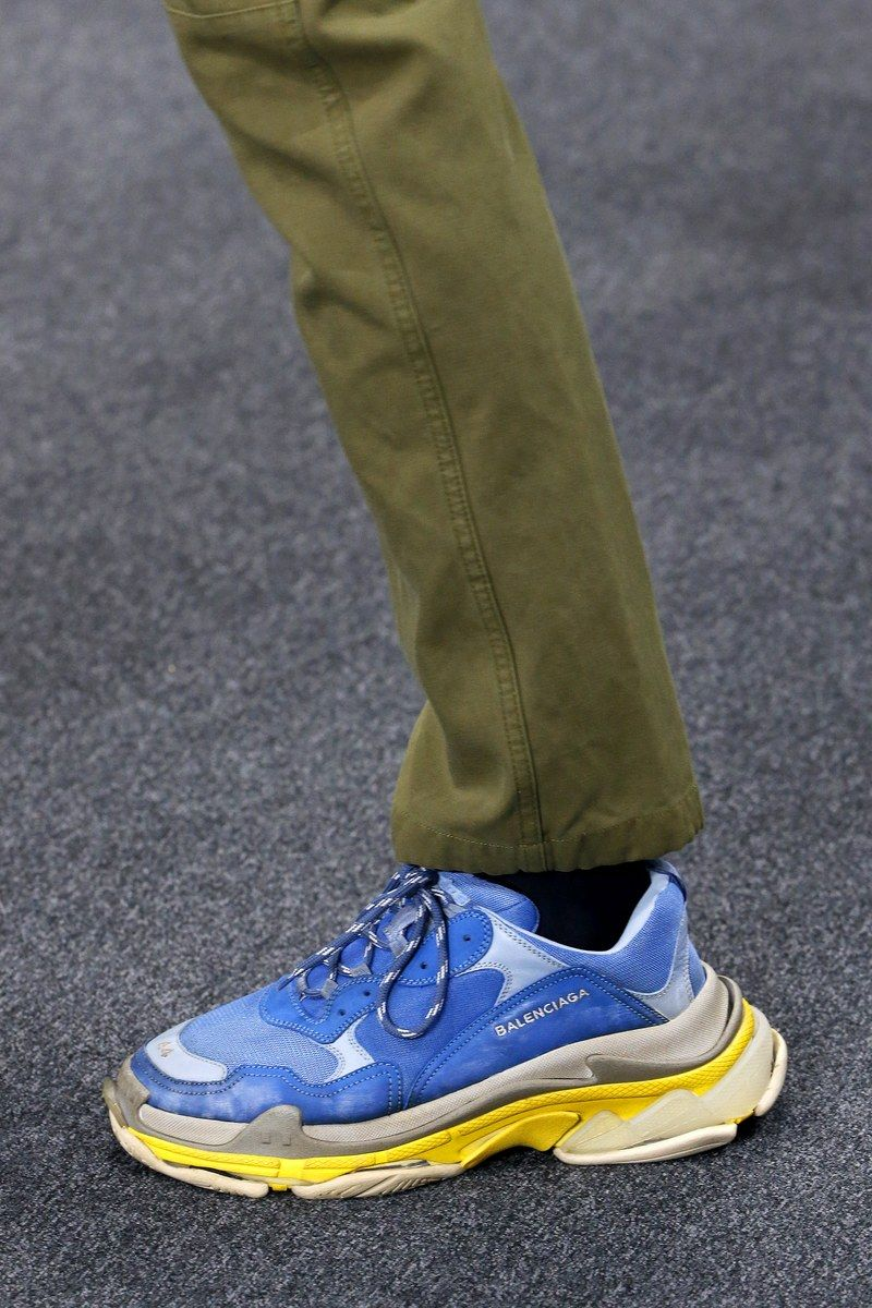 Why Your Next Pair of Sneakers Should Be Really Ugly