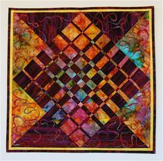 convergence quilts - Google Search | imagination in fabric ... : convergence quilt - Adamdwight.com