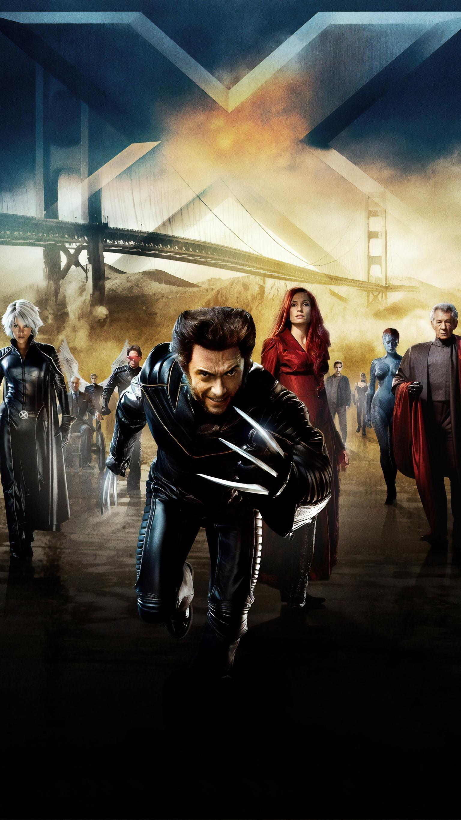 X-Men: The Last Stand (2006) Phone Wallpaper   Moviemania