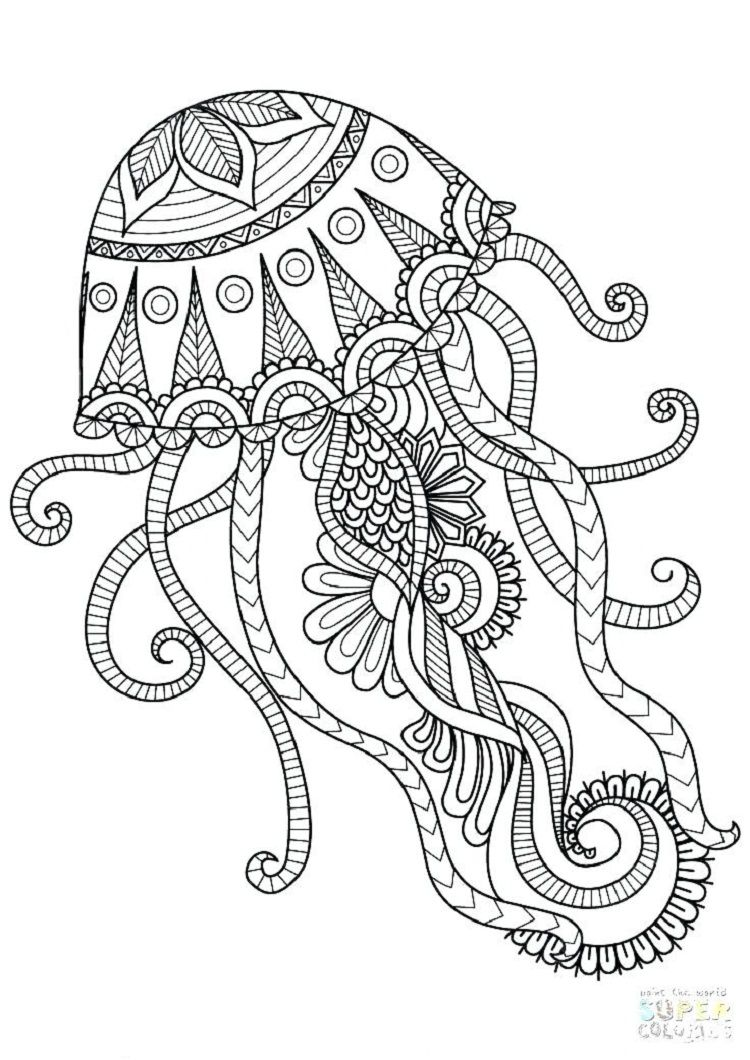 Download Mandala Da Colorare Difficilissimi Animali Disegni Da