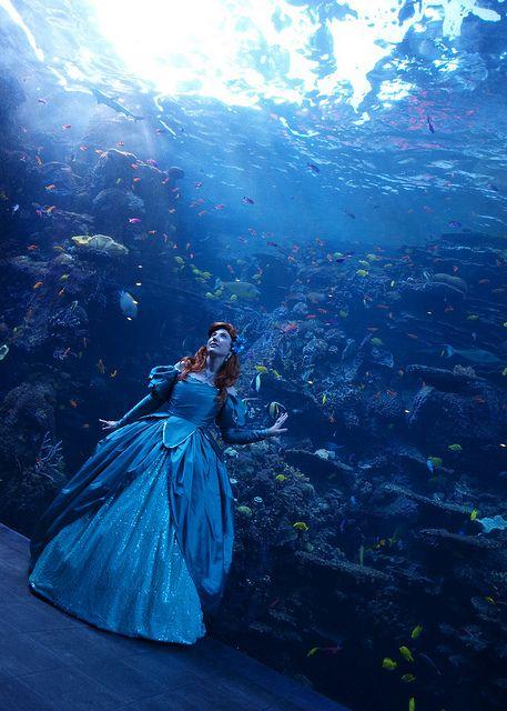 Disney-The Little Mermaid. Curated by Suburban Fandom, NYC Tri-State Fan Events: http://yonkersfun.com/category/fandom/