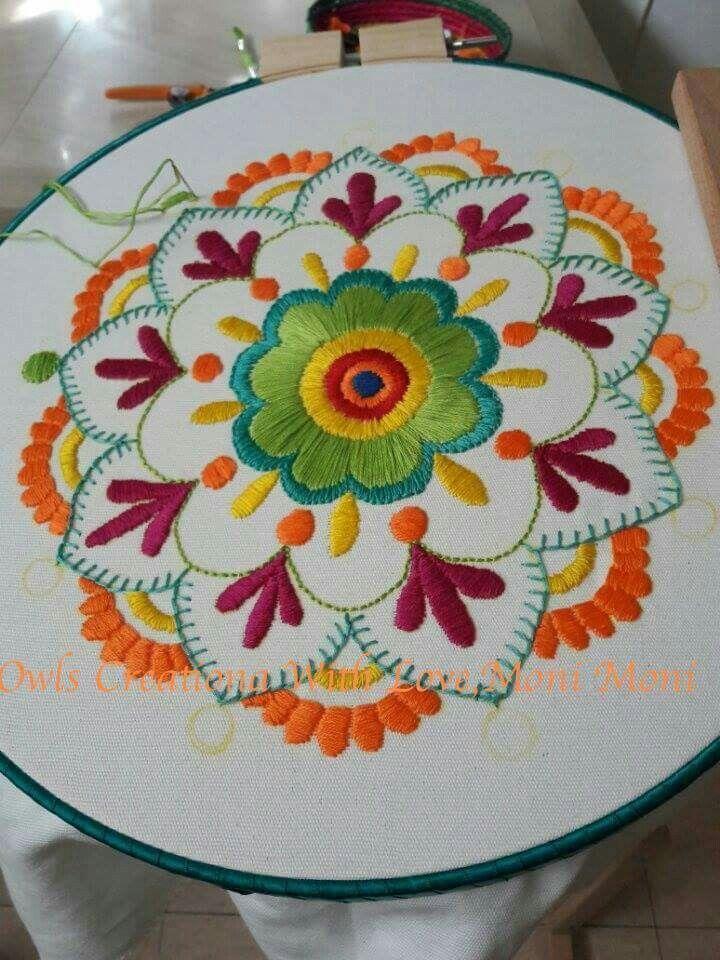 Kuvahaun tulos haulle patrones bordado mexicano para imprimir ...