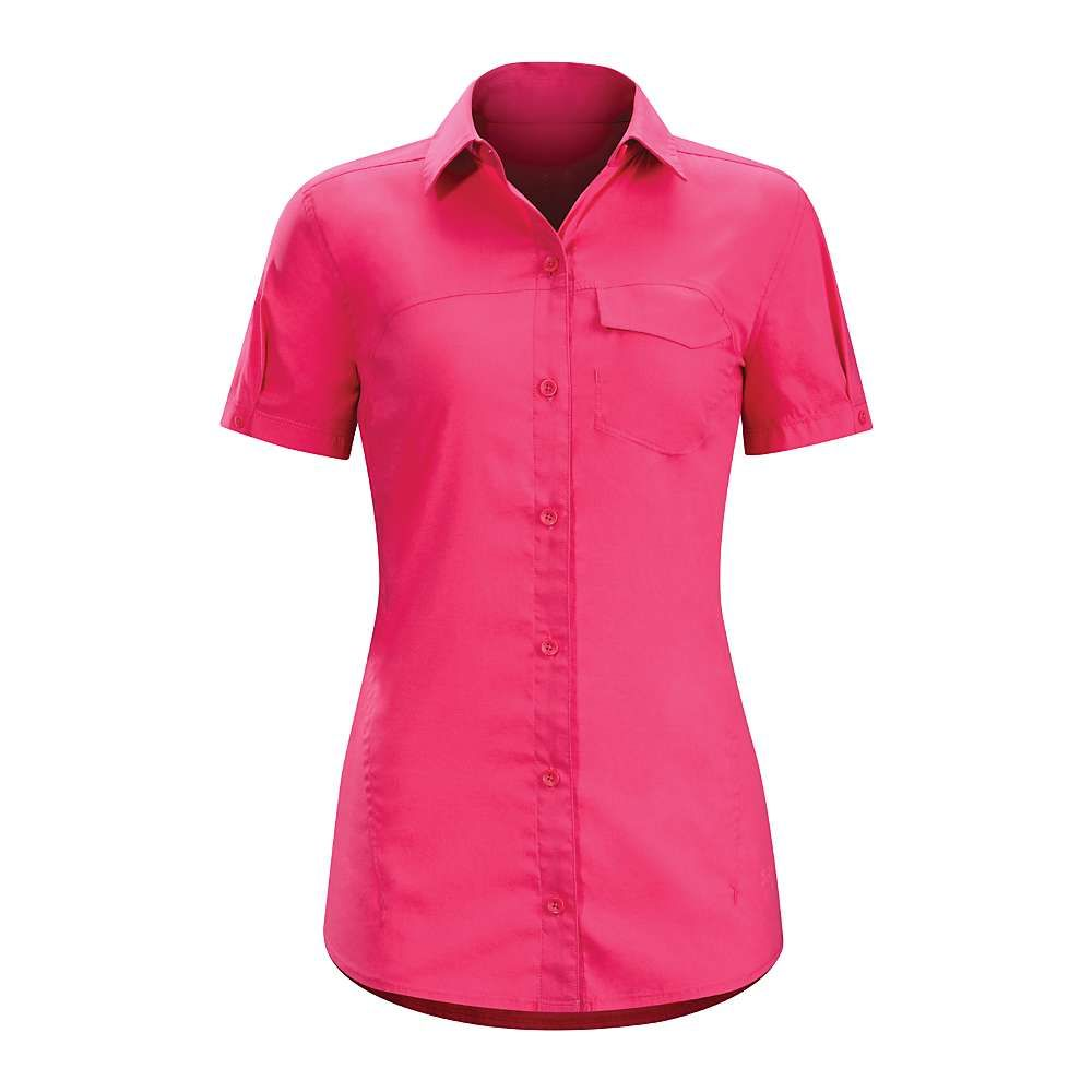 4fc332e7c8 Arcteryx Women's A2B SS Shirt - at Moosejaw.com | Shirts | Shirts ...