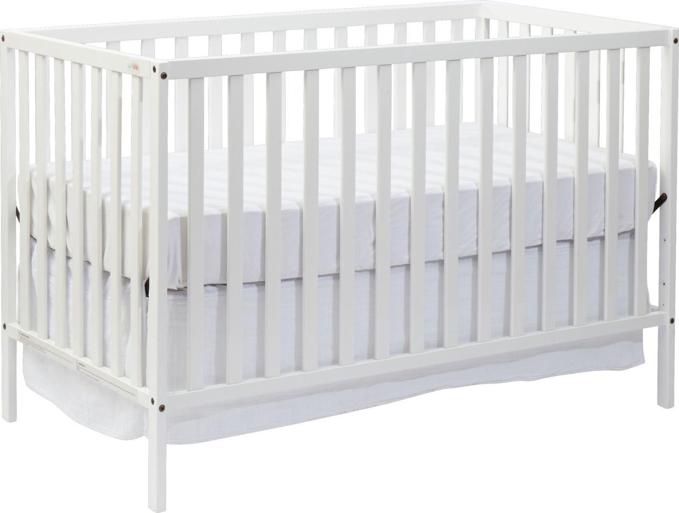 Kelby Cove White Convertible Crib In 2020 Convertible Crib