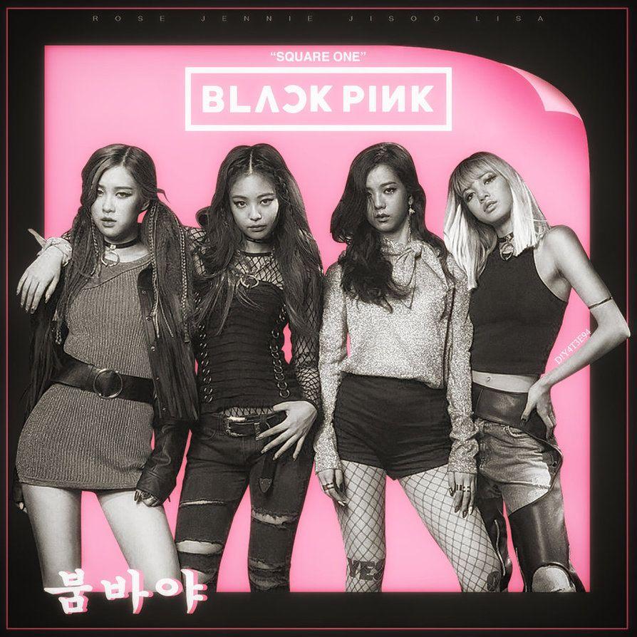Blackpink Nghe Tải Album Blackpink: BLACK PINK - BOOMBAYAH By DiYeah9Tee4