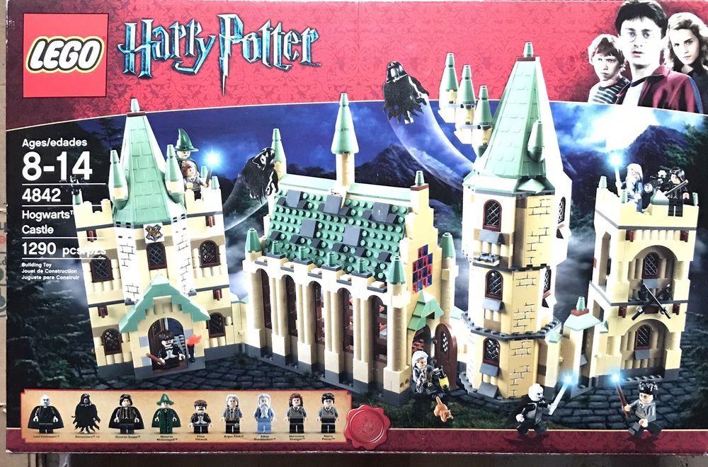 het winkelen authentieke kwaliteit voor het hele gezin Lego Harry Potter 4842 Hogwarts Castle Brand New Sealed ...