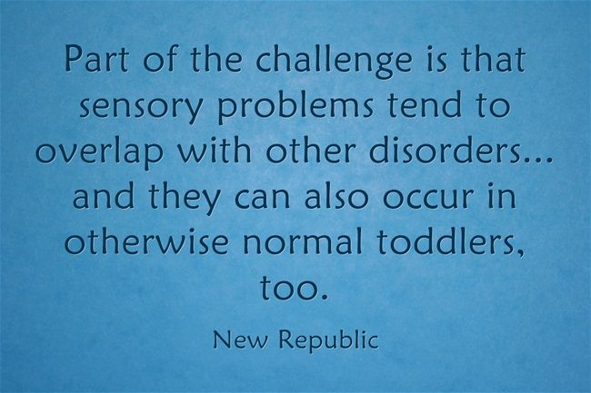Is Sensory Processing Disorder Real >> Is Sensory Processing Disorder Real Occupational Therapy