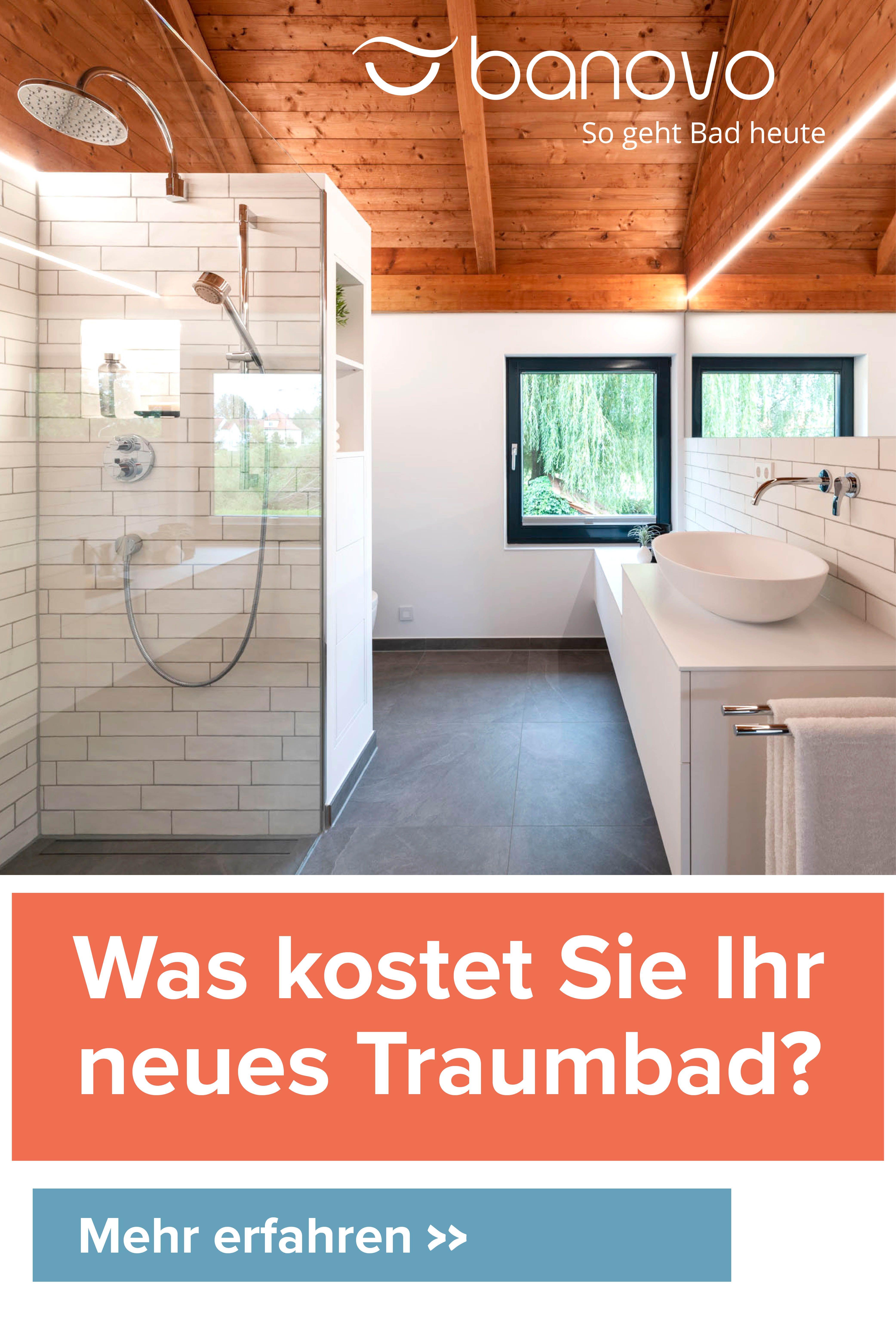 Wir Liefern Ihnen Eine Preisschatzung Fur Ihr Neues Traumbad Planen Sanieren Und Geniessen Sie Entspannt Mit Uns Ihr Badezimmer Bad Neues Bad Kosten Traumbad