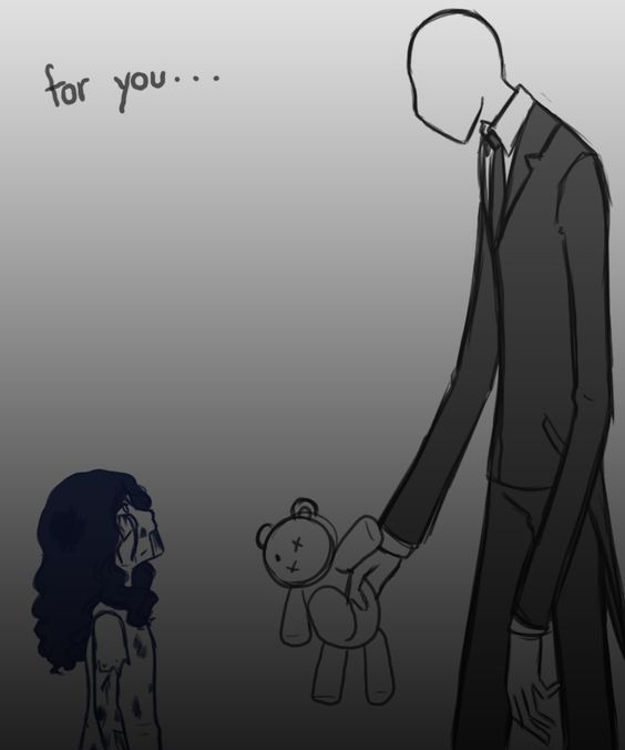 Slederman and Sally  <3<3<3 | CREEPYPASTA | Creepypasta