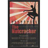 Found it at Wayfair - The Nutcracker Framed Vintage Advertisement