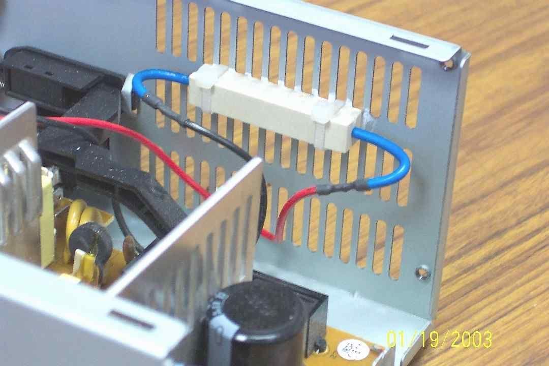 Converting a PC Power Supply | Elektronik | Pinterest | Arduino ...