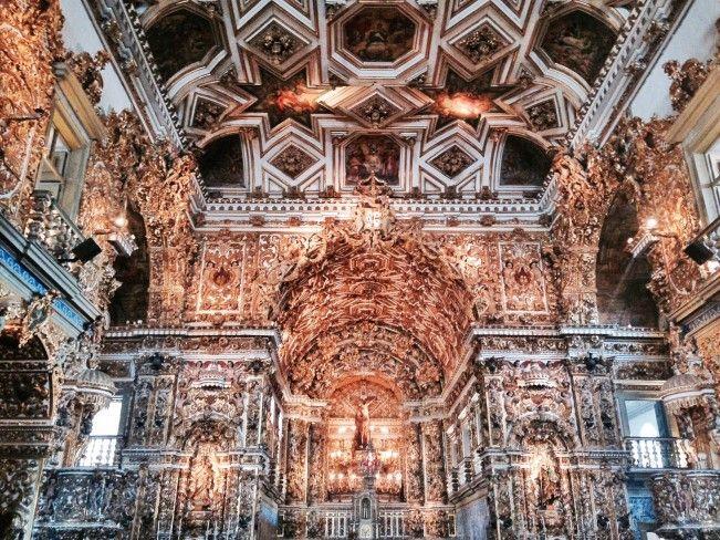 Igreja de São Francisco - Salvador