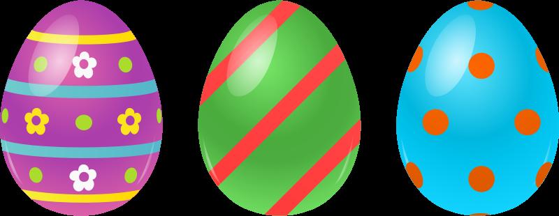 Easter egg cartoon. Best images clipart