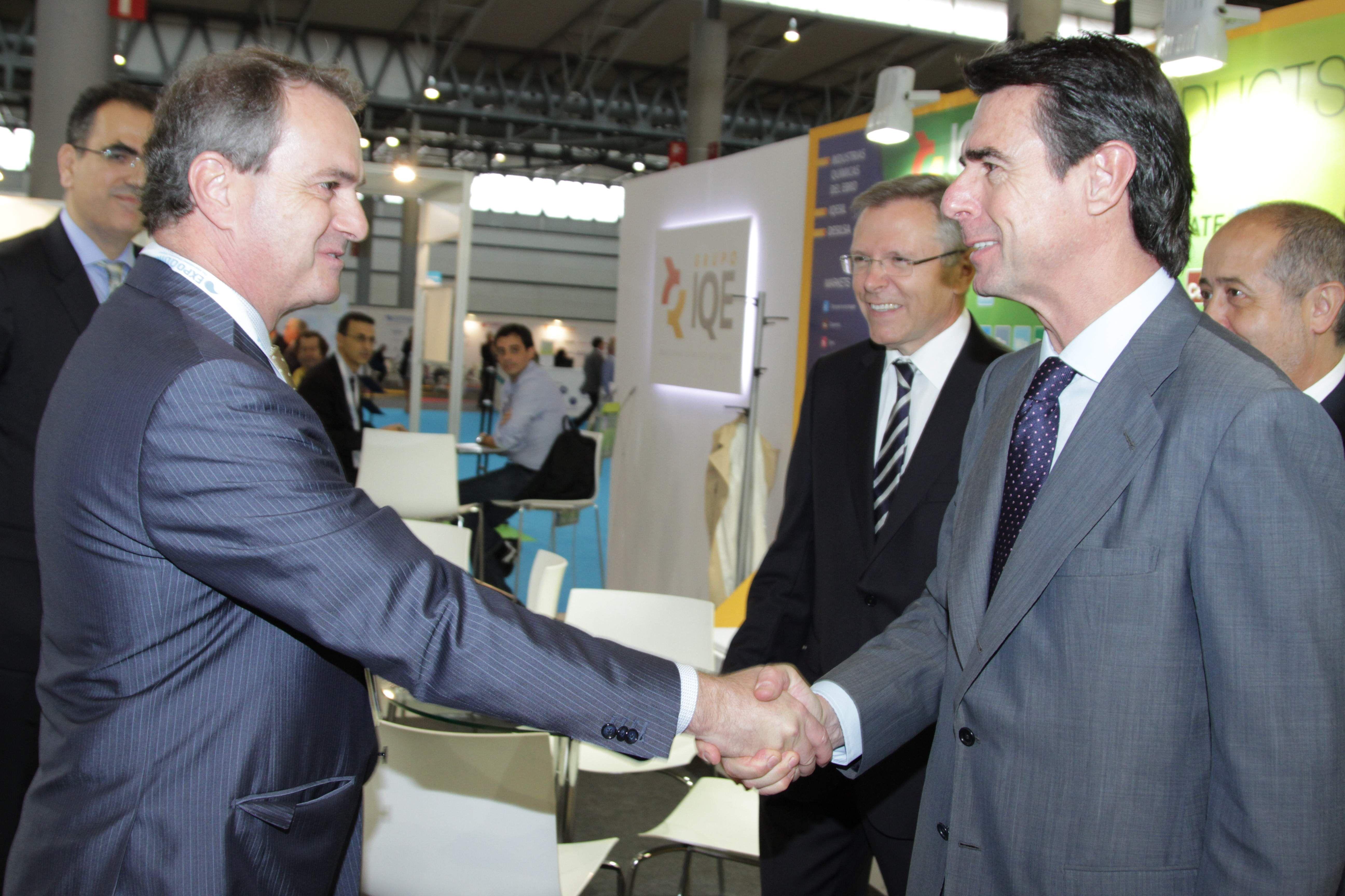"José Manuel Soria visita el ""Smart Chemistry, Smart Future"""