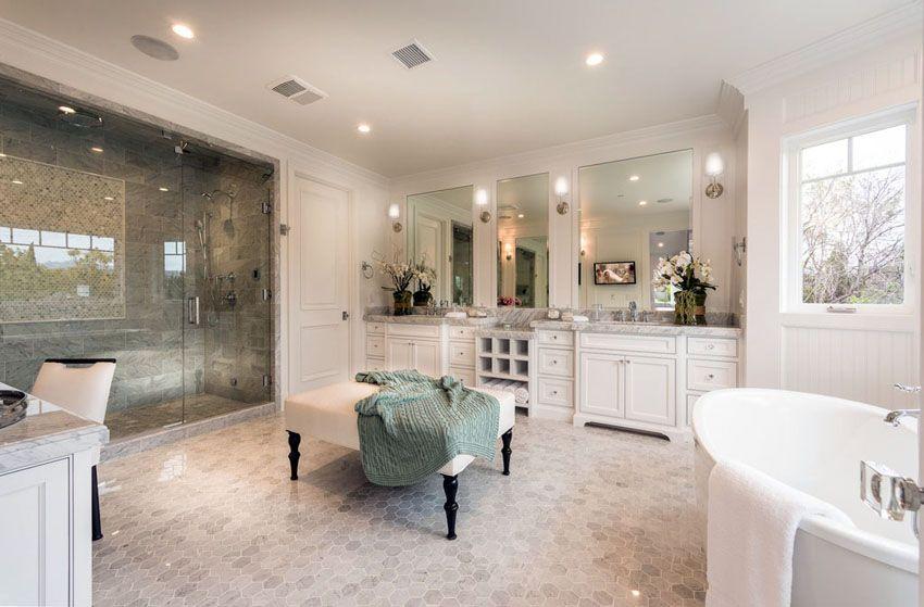 Luxurious Mansion Bathrooms Pictures  Bathroom Designs