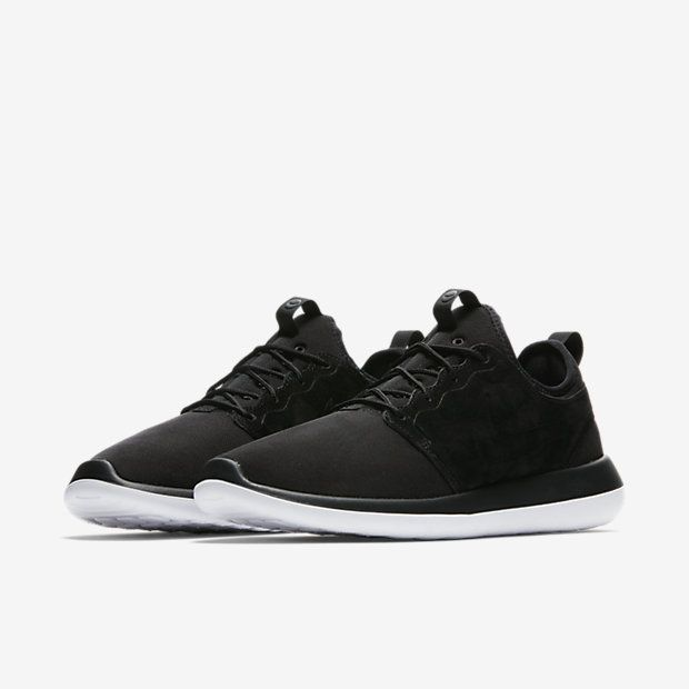 Nike Roshe Two Mens Shoes Black