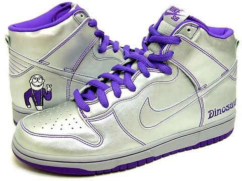 quality design edfb8 ac0dc Dinosaur Jr Nike SB size 11 skateboard shoes L  K NIB! Brand new in the  box! Click on picture to purchase.