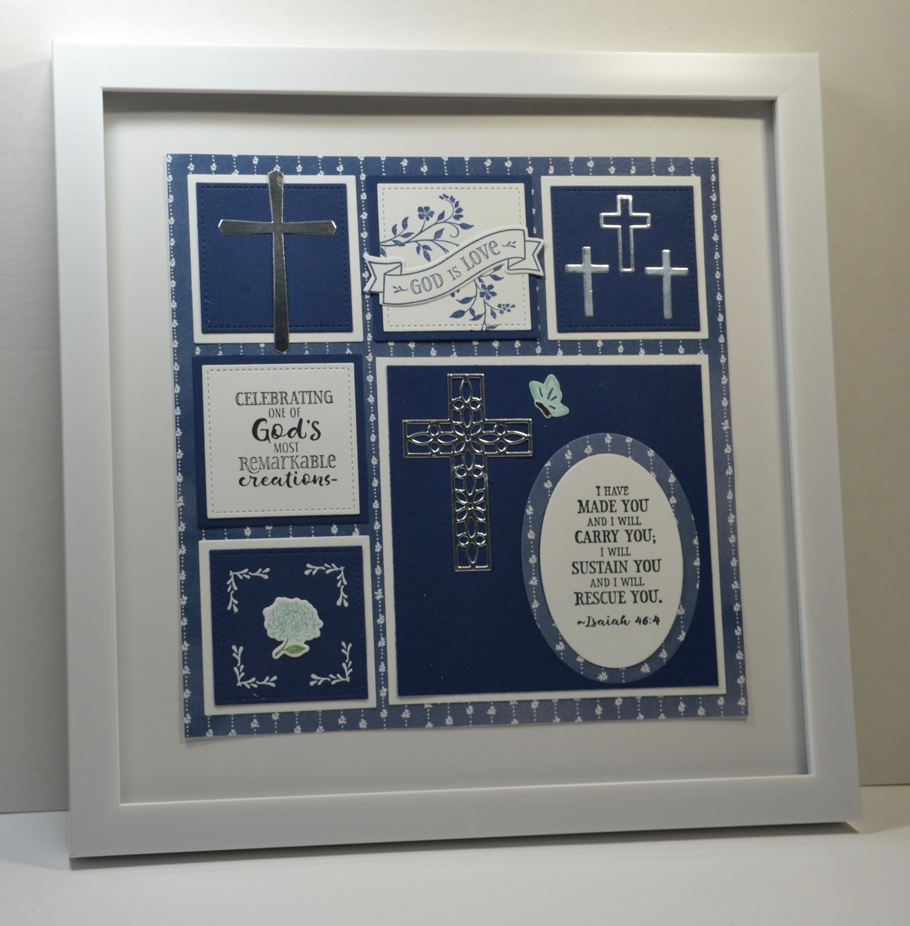 Hold on to Hope Sampler | Stampin Up Only | Pinterest | Kreative ...