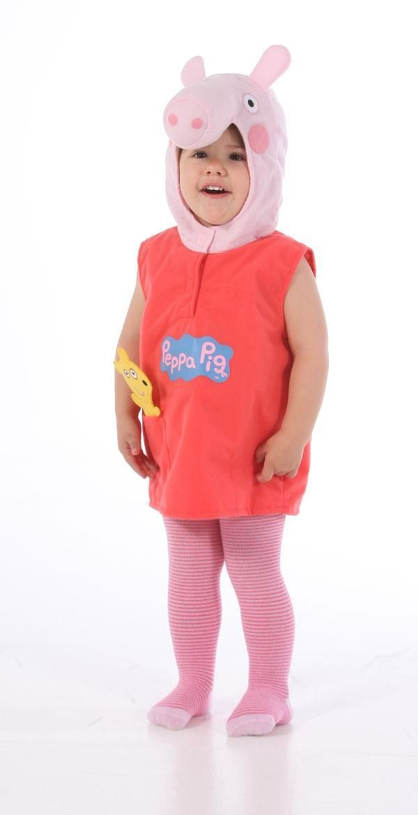 191eed0aa39a3 Peppa Pig with Teddy Fancy Dress Costume | Products I Love | Peppa ...