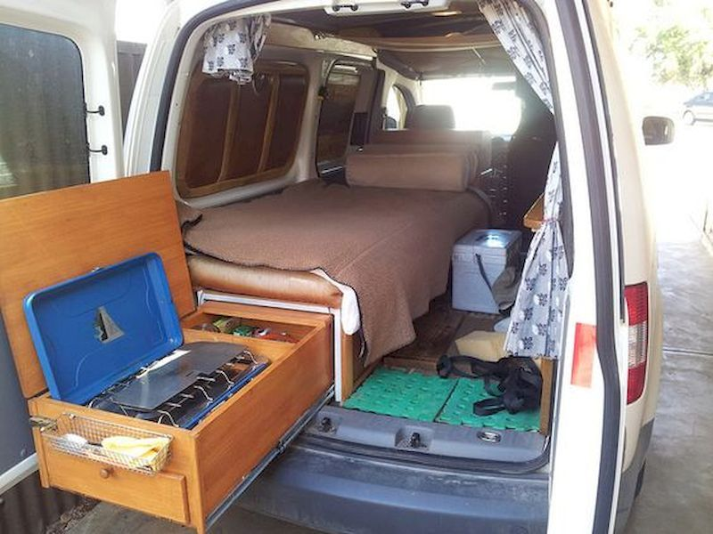 Clever Suv Camper Conversion Ideas Camper Conversion Van