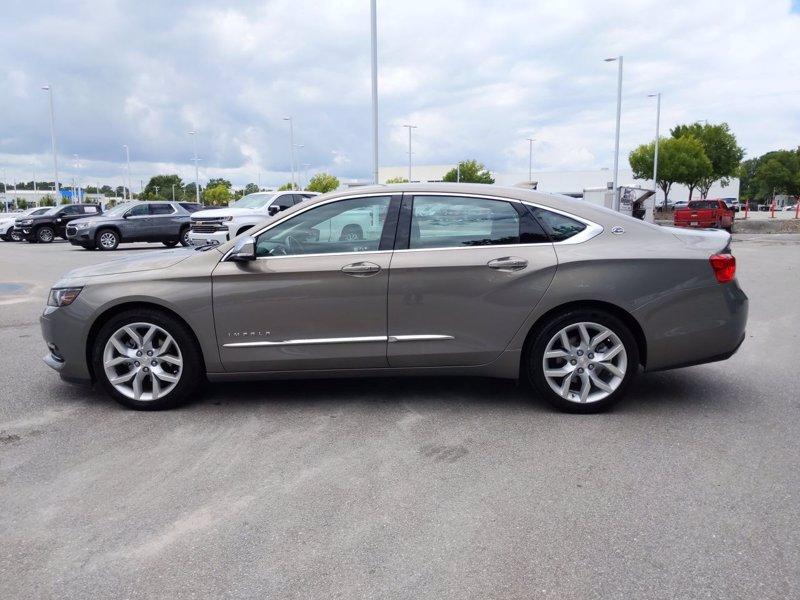 Certified 2019 Chevrolet Impala Premier W 2lz For Sale In Charleston Sc 29407 Sedan Details 556566756 Autotrader In 2020 Chevrolet Impala Autotrader Sedan