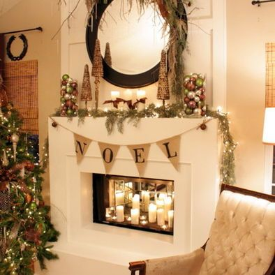 Spaces Christmas Design, Pictures, Remodel, Decor and Ideas - page