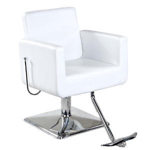 380 Doris White Reclining Euro Styling Chair Chair Style Chair Office Chair