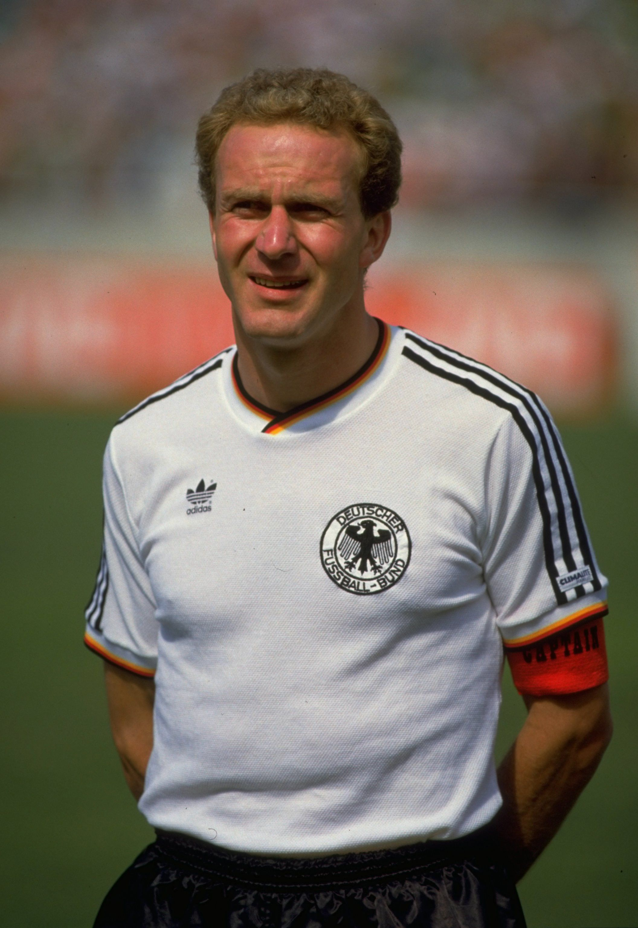 The 100 Best Footballers Of All Time Karl Heinz Rummenigge Good