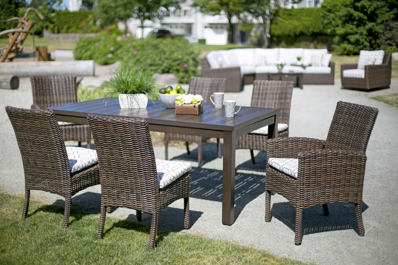 Lovely Casa Camino All Weather Resin Wicker Patio Furniture   Wicker Land Patio