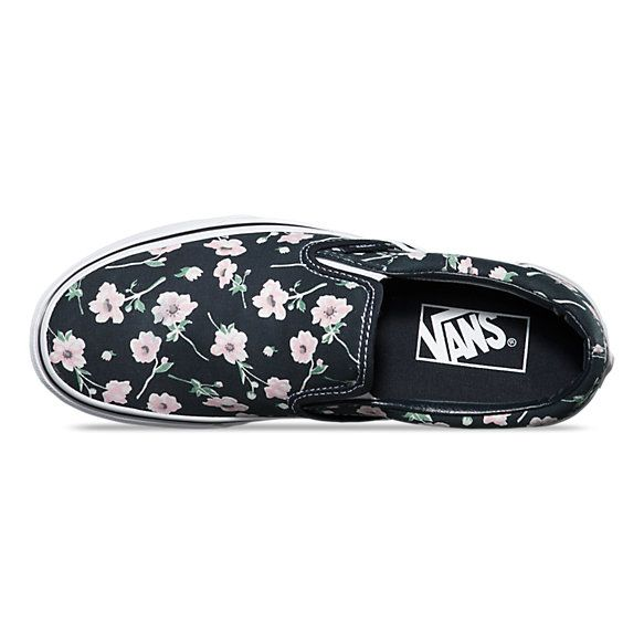 super cheap beauty reputable site Vintage Floral Slip-On | Shop Womens Shoes | Chooss | Schuhe