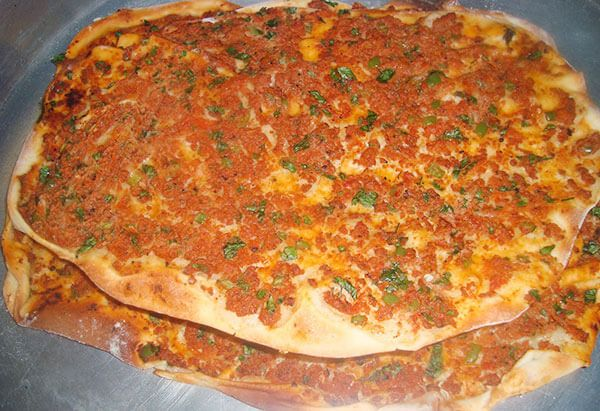 Photo of Homemade Turkish Pizza – Evde Lahmacun – Turkish Recipes
