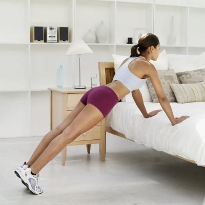 women's beginner home exercise routines  home exercise