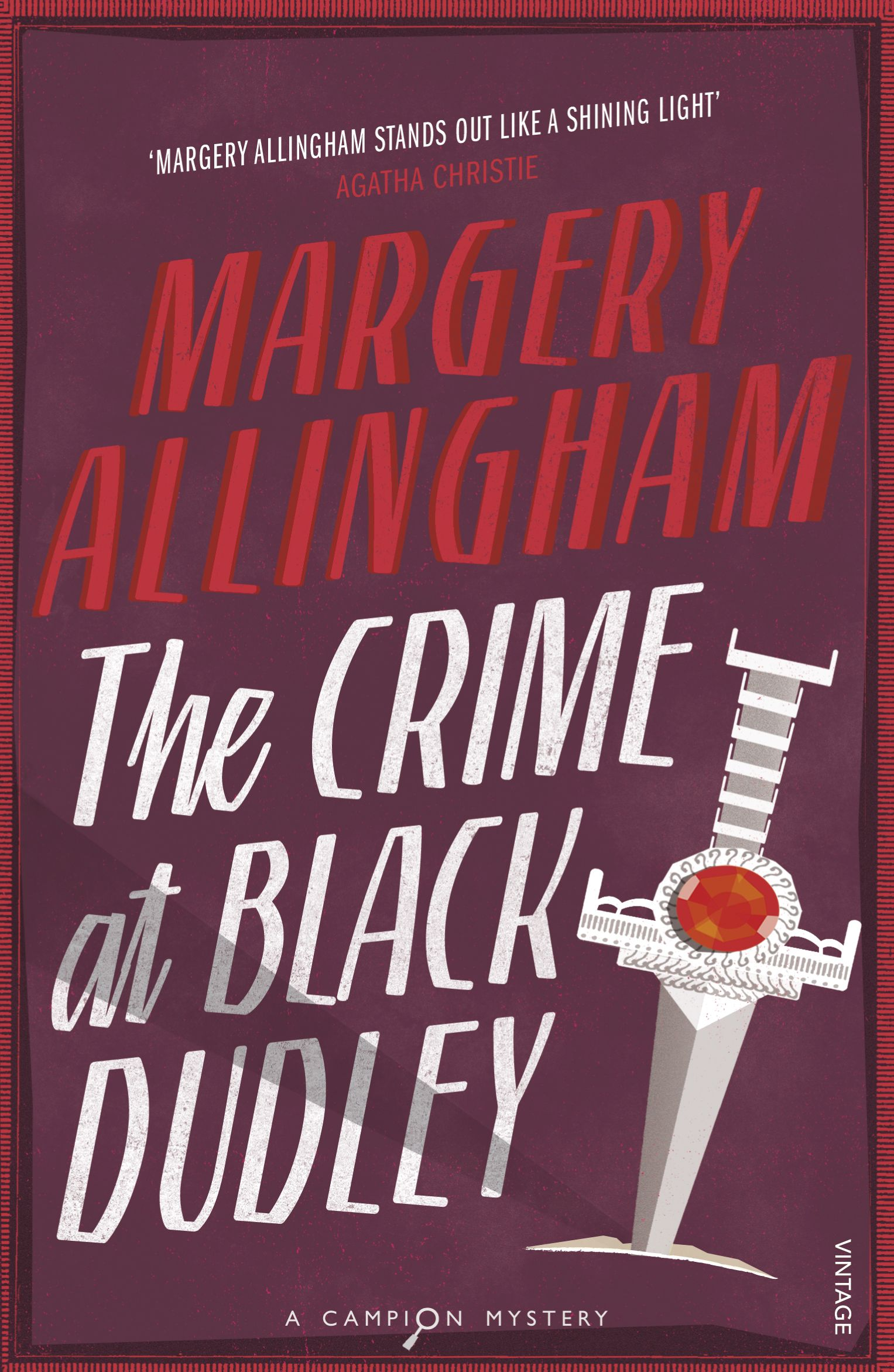 Extract The Crime at Black Dudley by Margery Allingham