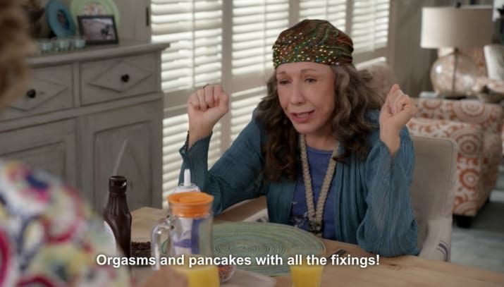 17 Hilarious Reasons Frankie Bergstein Is Your Fictional Twin