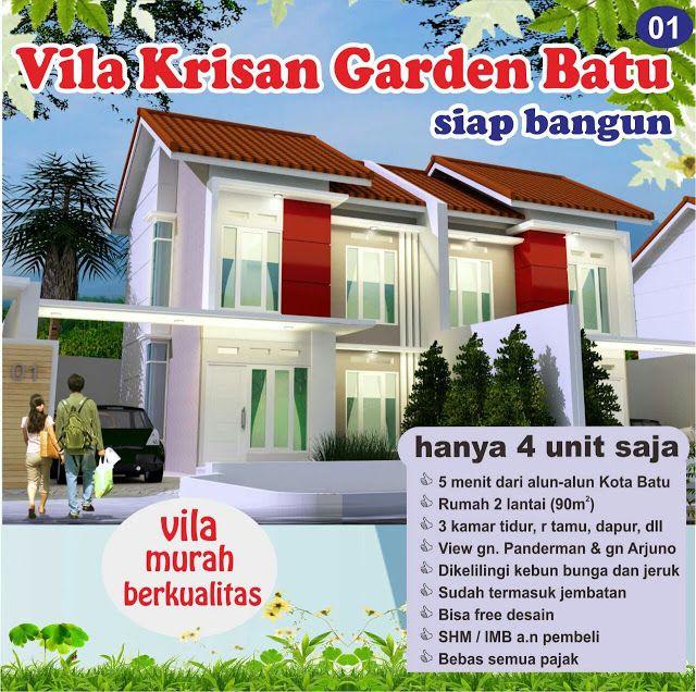 PROPERTY 1ST Villa Murah Di Batu Malang Dekat Selecta