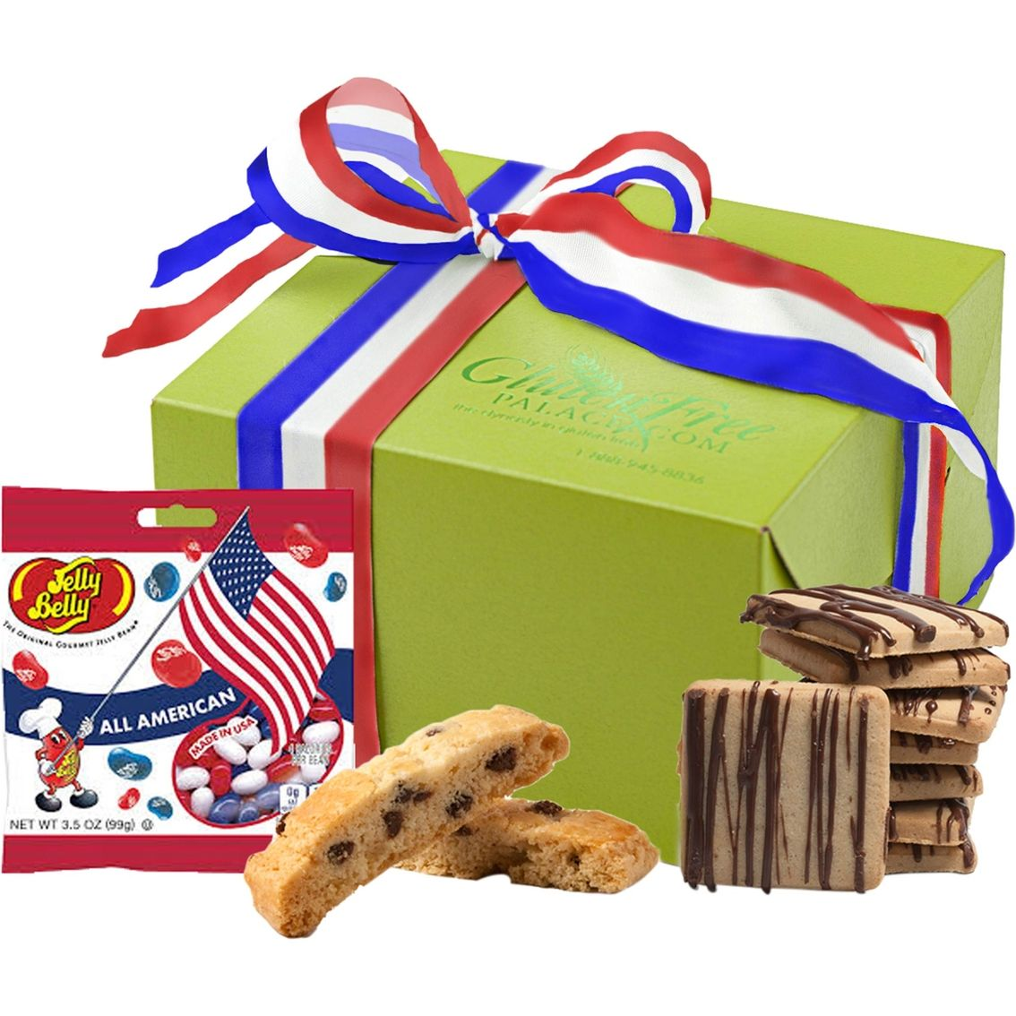 Celebrate america the glutenfree way with this medium