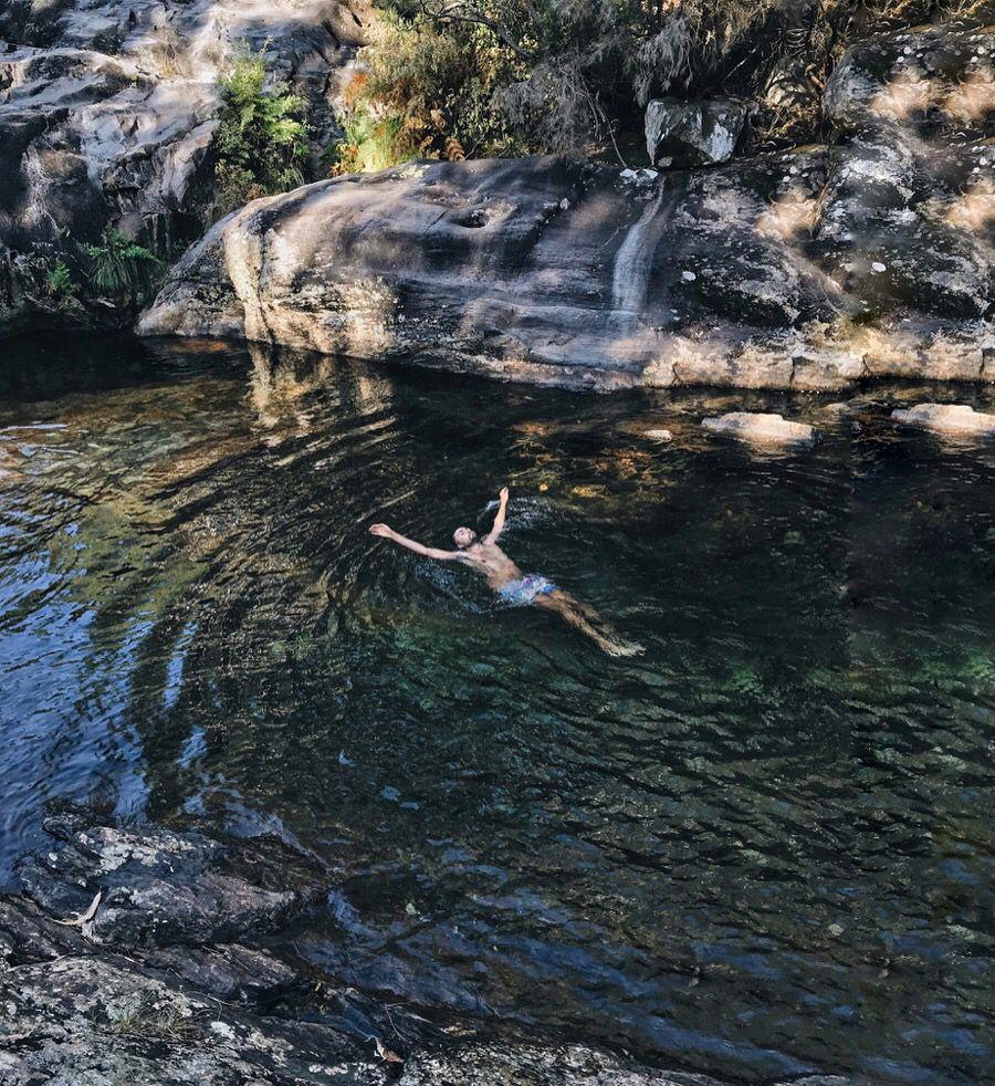 Piscinas Naturais Do Río Pedras Instagram Feliz Cunha
