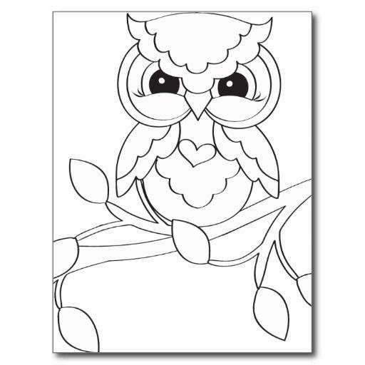 Halloween Activity Owl Colouring Sheet Post Cards R9d32c571191c44908c90e1cf1c01d3f4 Vgbaq 8byvr 512 Jp Owl Coloring Pages Coloring Pages Pattern Coloring Pages
