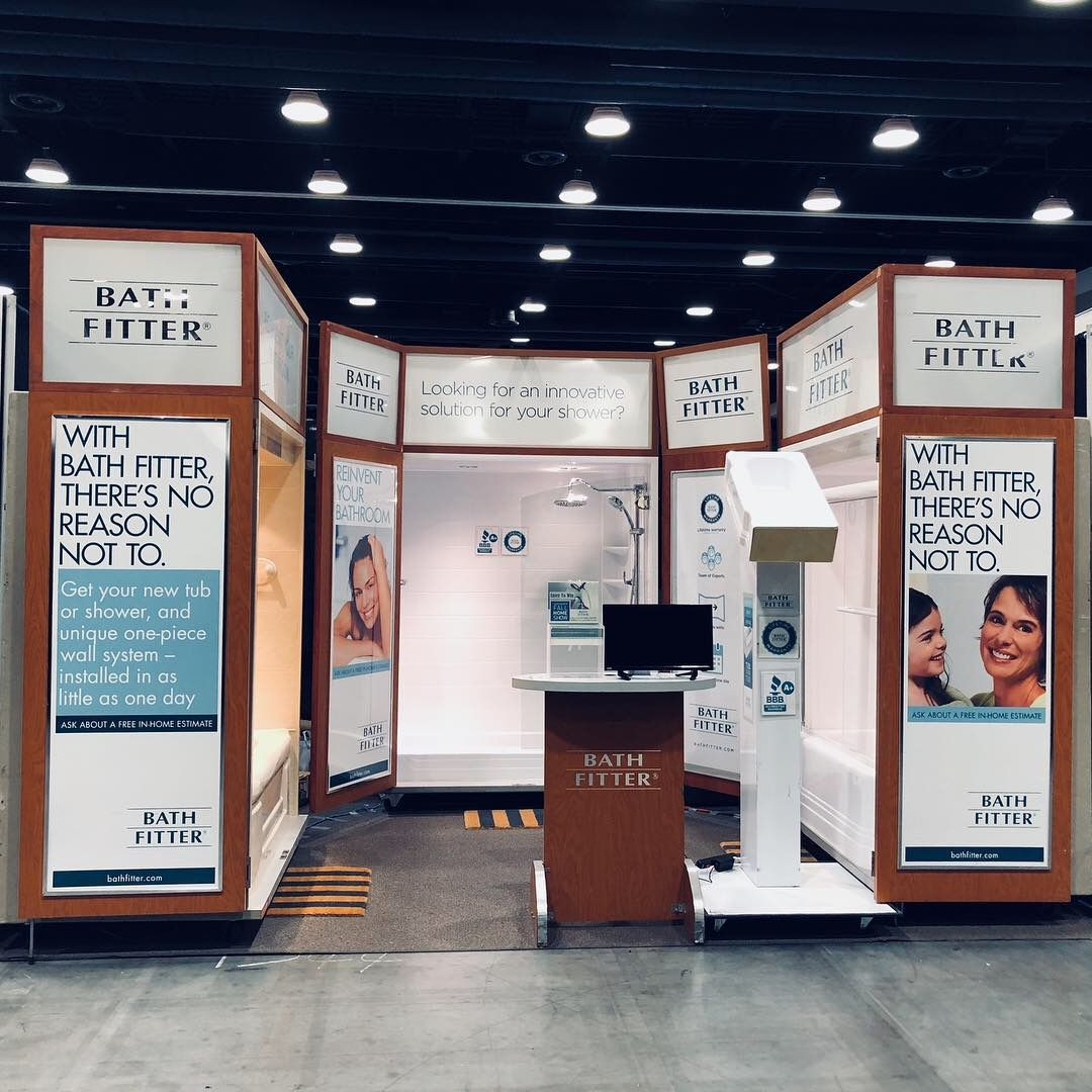 Join #BathFitter At The Annual Vancouver Fall Home Show At Vancouver  Convention Centre Today From