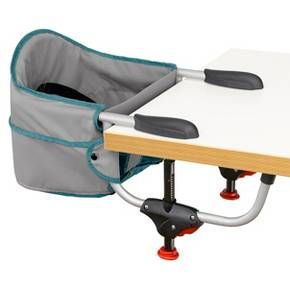 Chicco Caddy Hook On Baby Highchair Allows You To Free Up Some
