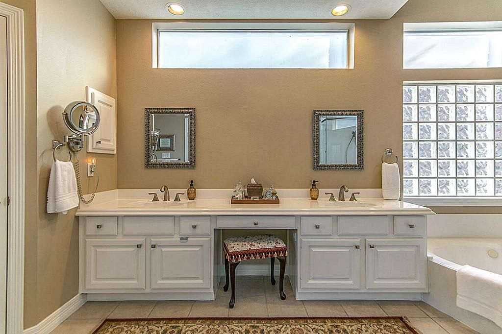 Wondering If Transom Windows Over Double Sink Would Bring Enough