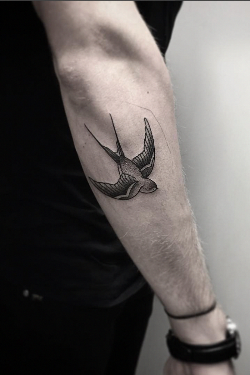 Creative Arm Tattoo Designs For Men That All Women Love A simple