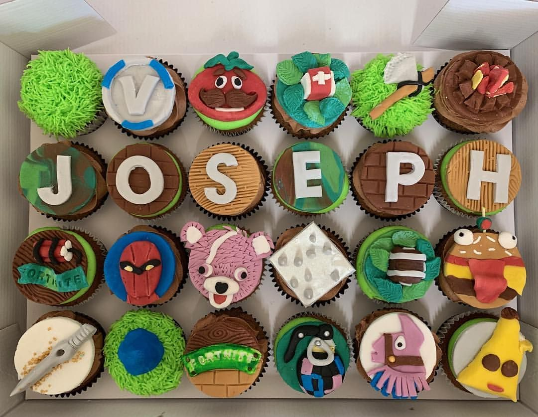 Happy Birthdsy Joseph Fortnite Cake Pin Op Fortnite Party